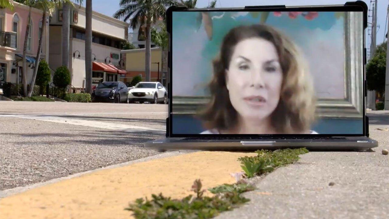 Boca Raton resident Katie Barr MacDougall