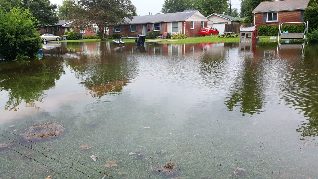 City of Hampton, Chesapeake Bay Foundation to spend week addressing chronic flooding