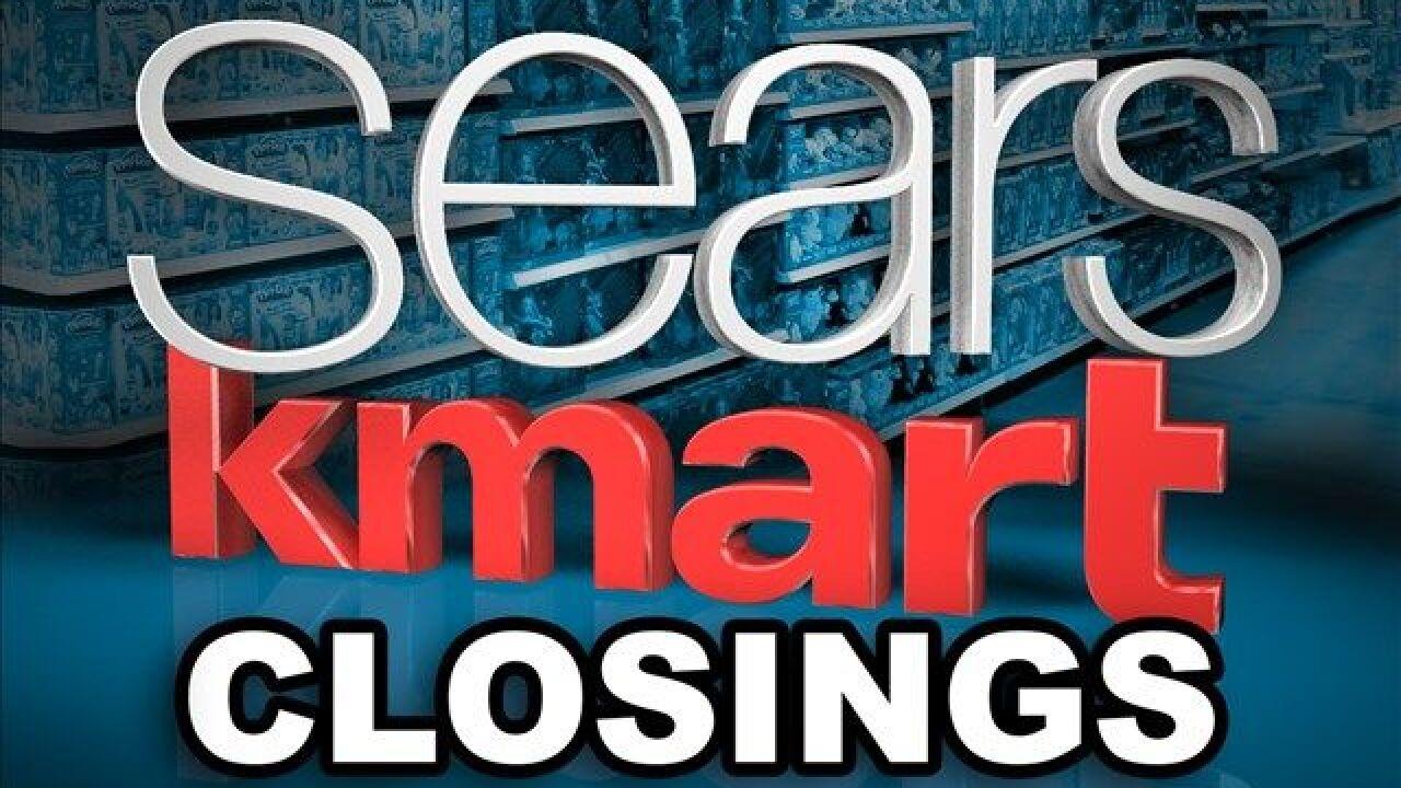 Sears Kmart closings MGN
