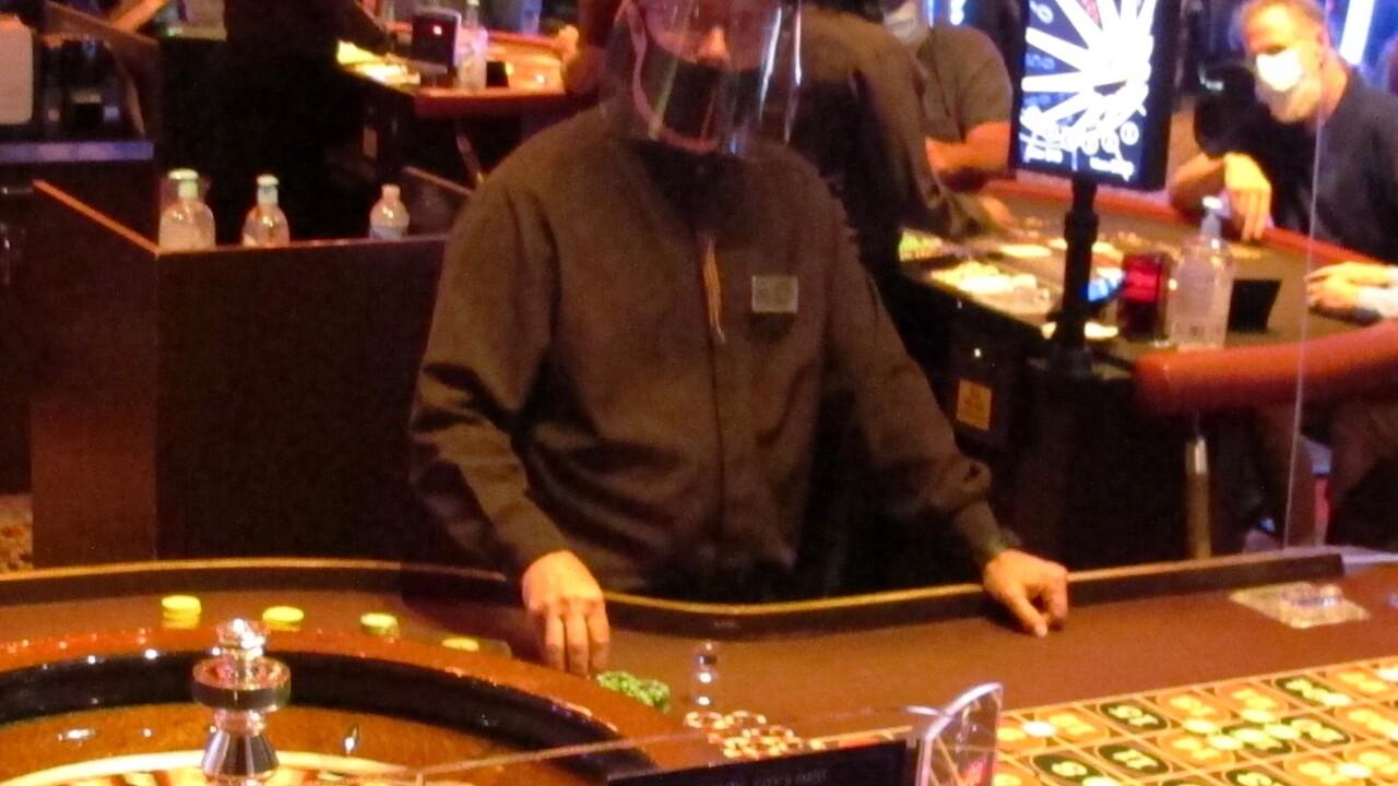 Earns-Atlantic City Casinos