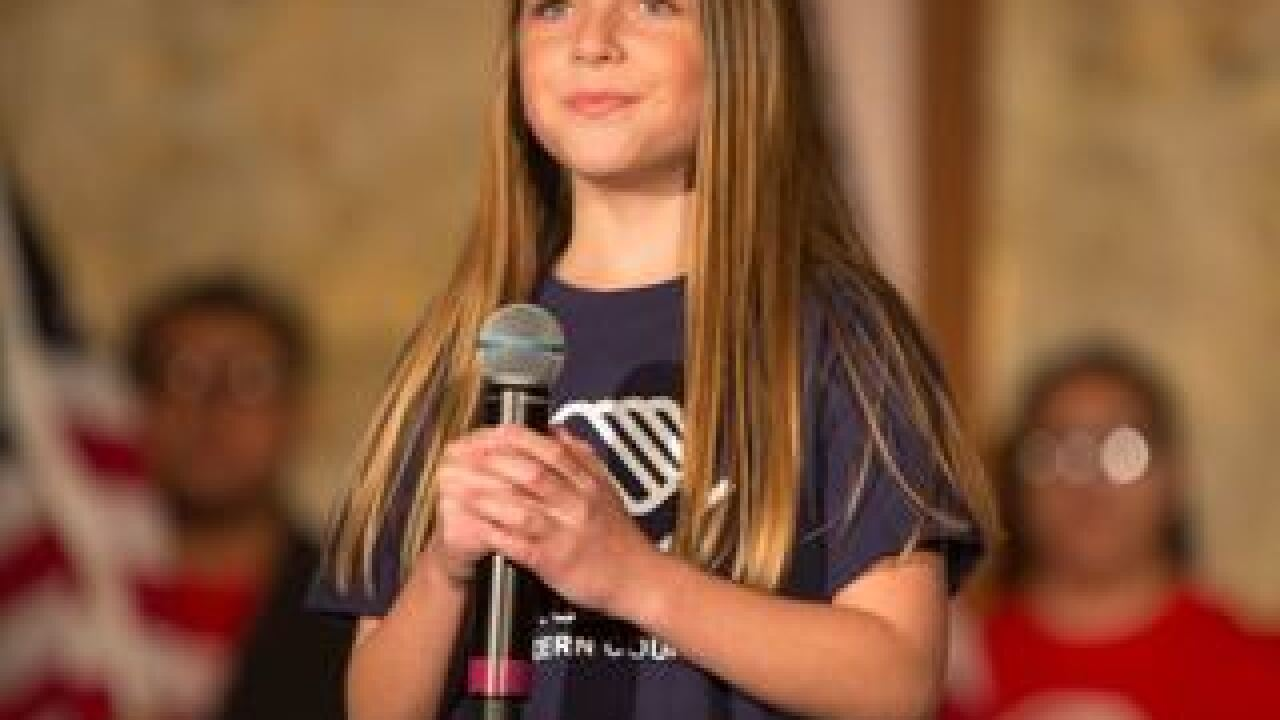 Local 11-year-old to sing at Dodgers' Game