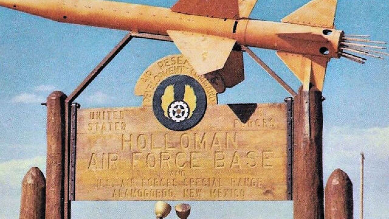 1 person killed, 1 hurt in training 'mishap' at Air Force base in New Mexico