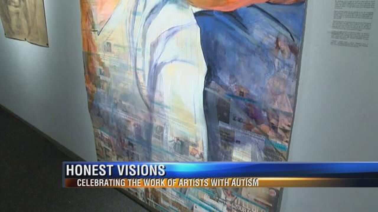 New Exhibition Featuring Artists with Autism Debuts Tonight