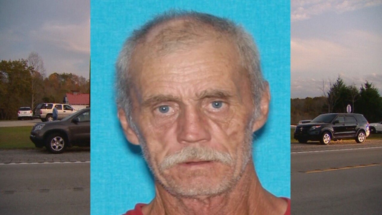 PHOTOS: Manhunt For Floyd Cook