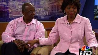 Cynthia Newsome offers hope and encouragement to others battling cancer