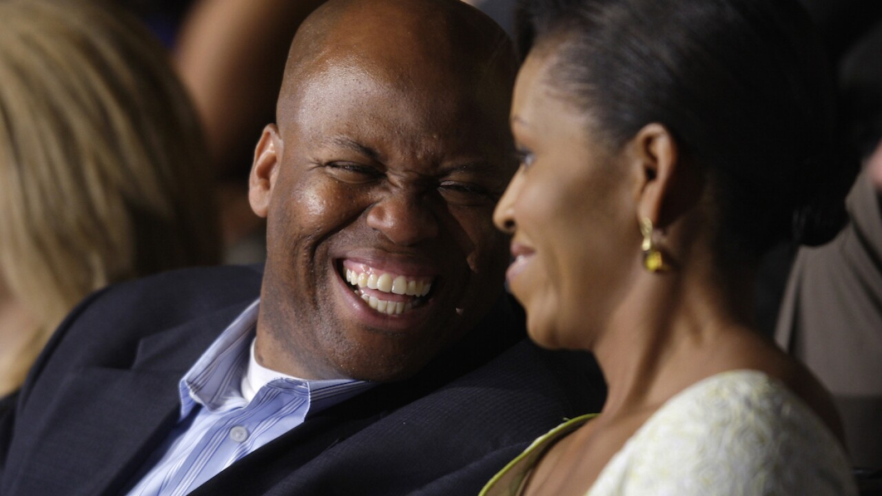 Michelle Obama's brother named executive director of National Association of Basketball Coaches
