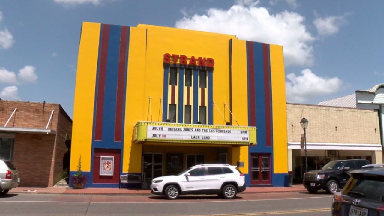 Strand Theatre Jennings