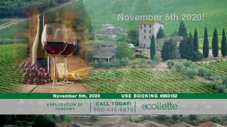 Explore Tuscany with Heather Rowe and Collette Travel