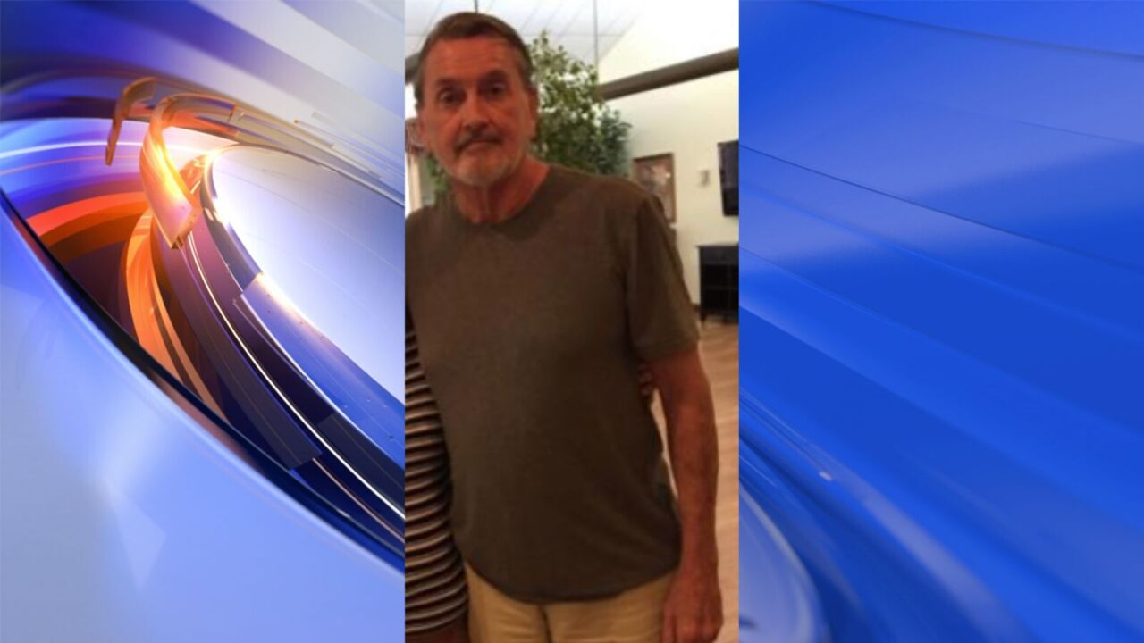 Poquoson Police found missing 63-year-old man