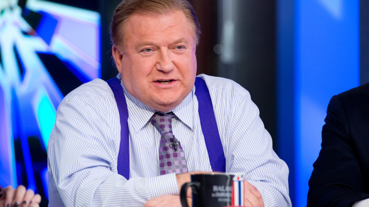 Fox News host Bob Beckel fired over 'insensitive remark' to black coworker