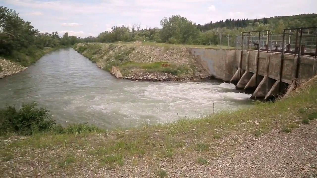 St. Mary's Dam