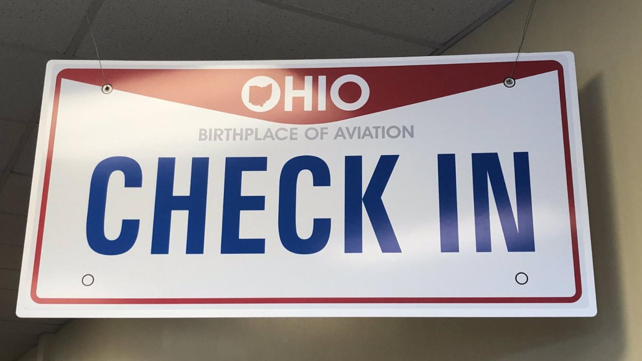 Ohio BMV Check In