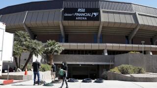 ASU Desert Financial Arena