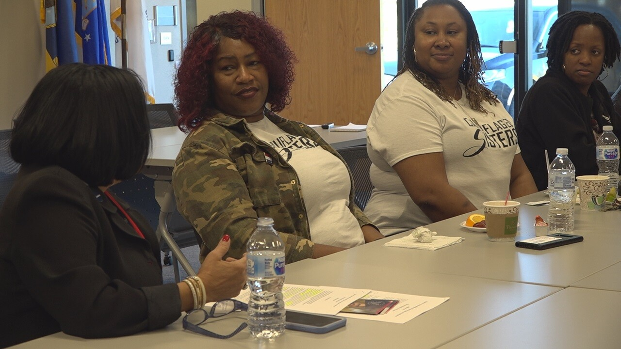CTX veterans bring Woven Women Veterans Network for Killeen and surroundingareas to Bell County