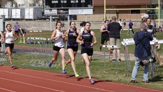 Carroll maintains lead to Frontier Conference Track and Field Title