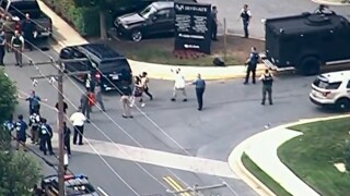 5 dead after shooting at Maryland newspaper