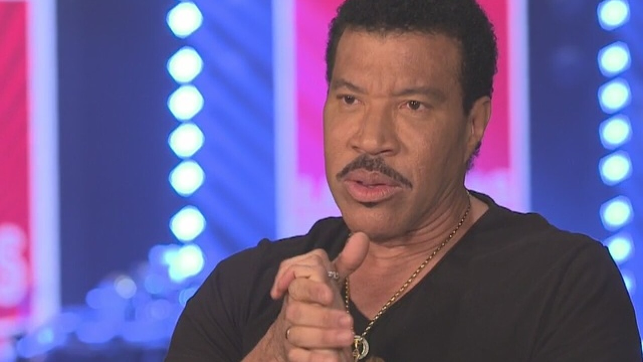 Lionel Richie wrapping up Las Vegas residency in October