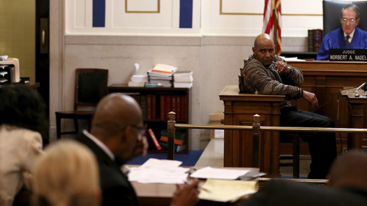 Judge Tracie Hunter sentenced to jail
