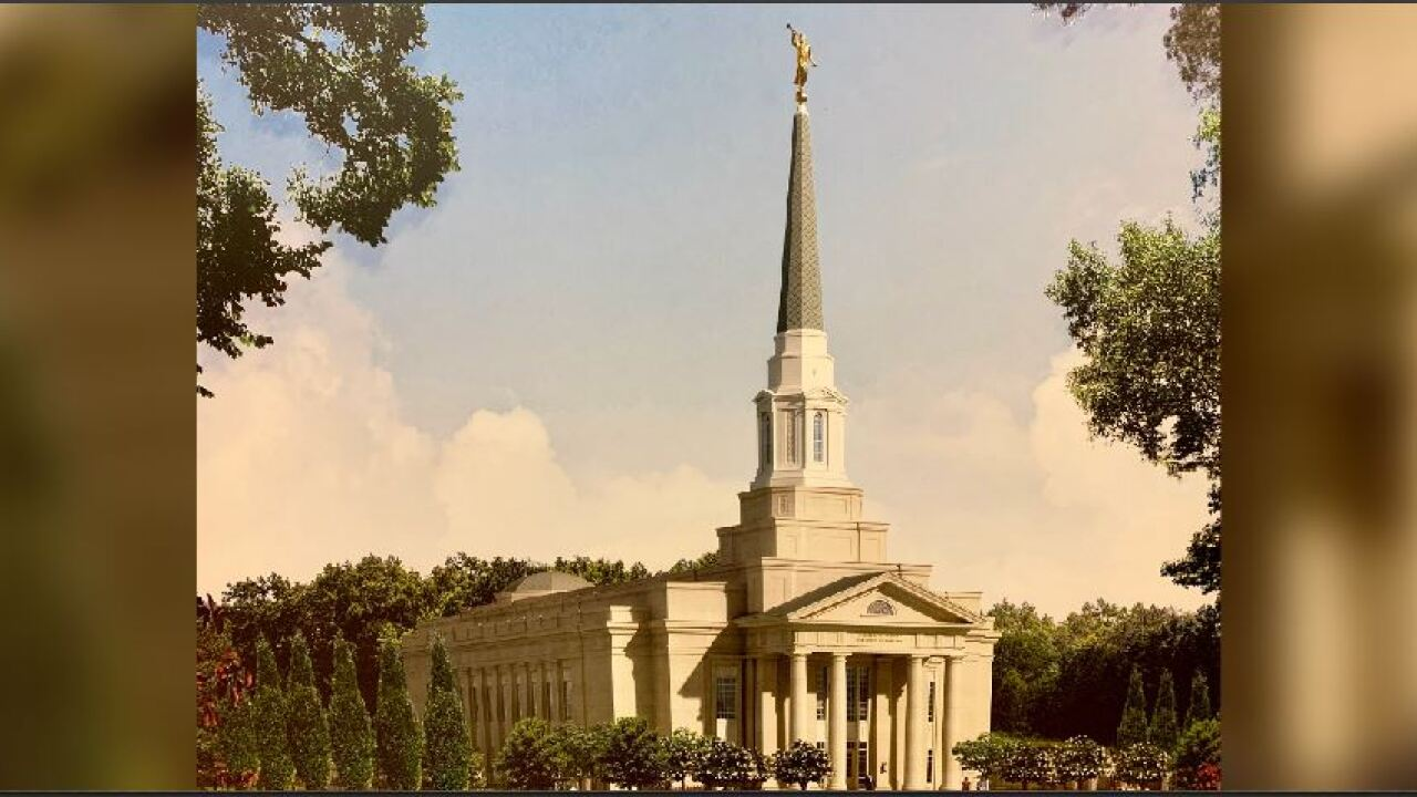 Plans revealed for Mormon temple coming to Henrico
