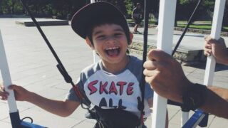 An Amazing Mom Found A Way For Her Son With Cerebral Palsy To Enjoy A Skate Park—and The Video Will Melt Your Heart