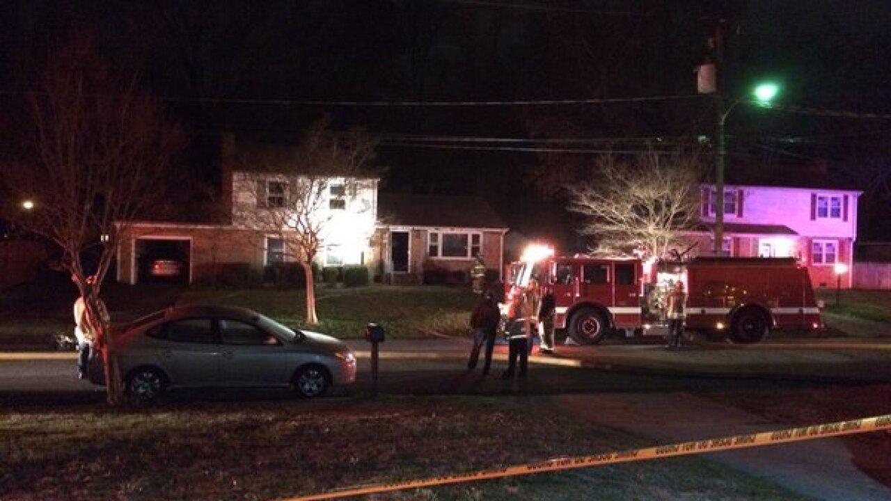 Man dies in early morning Portsmouthfire