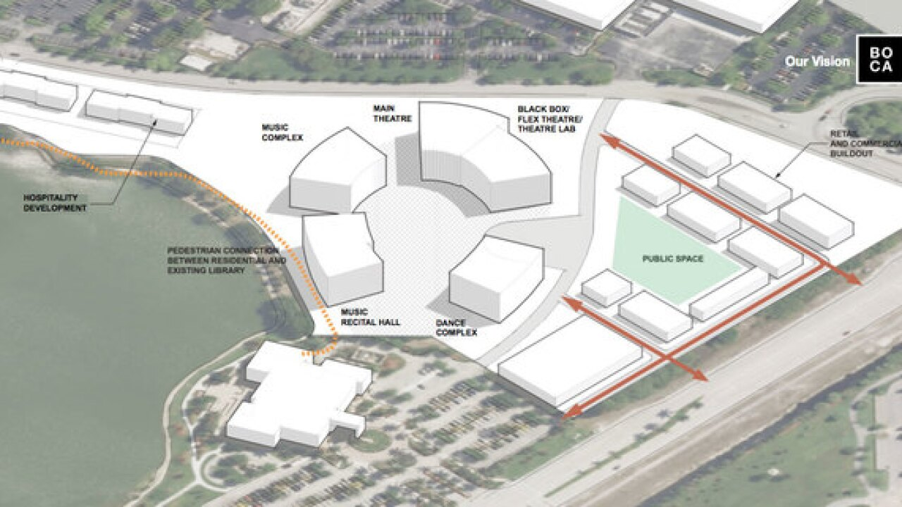 New arts district being proposed in Boca Raton