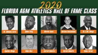 FAMU to induct 10 in 2020 Hall of Fame Class