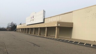Empty Kmart