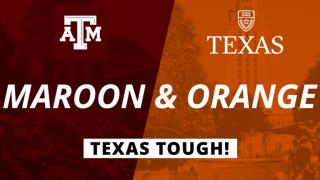 Texas A&M and UT-Austin Texas Tough Campaign
