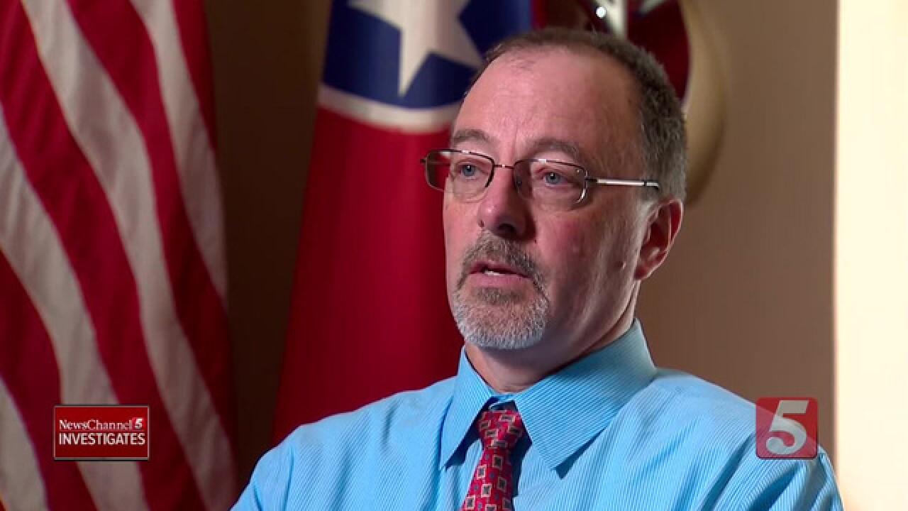 Key Lawmaker Says Judge Moreland Should Resign