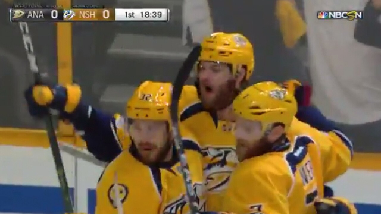 Preds Win Western Conference Final