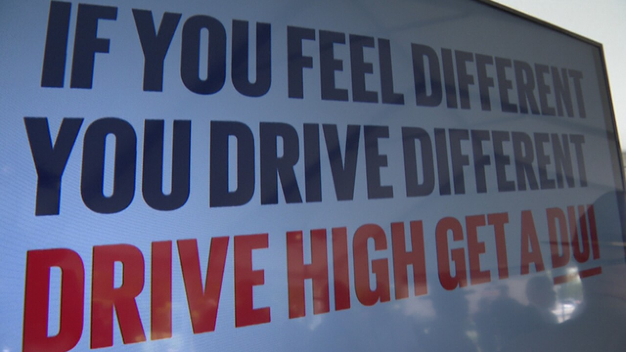 New Campaign Tackles Drug-Impaired Drivers