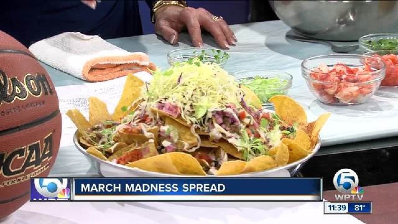 Food ideas for your March Madness, Final 4 party