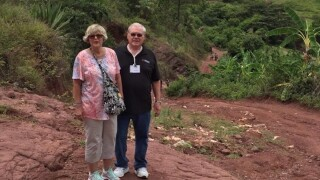 Aurora couple is stuck in Honduras after doing missionary work and Coronavirus disrupting everything.