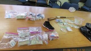 Akron drug/gun seizure