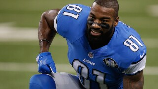 Lions great Calvin Johnson semifinalist for Pro Football Hall of Fame