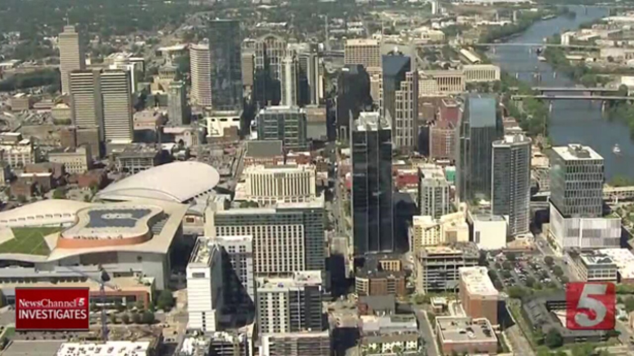 New Tax Increment Financing Loans on Hold During Metro Study