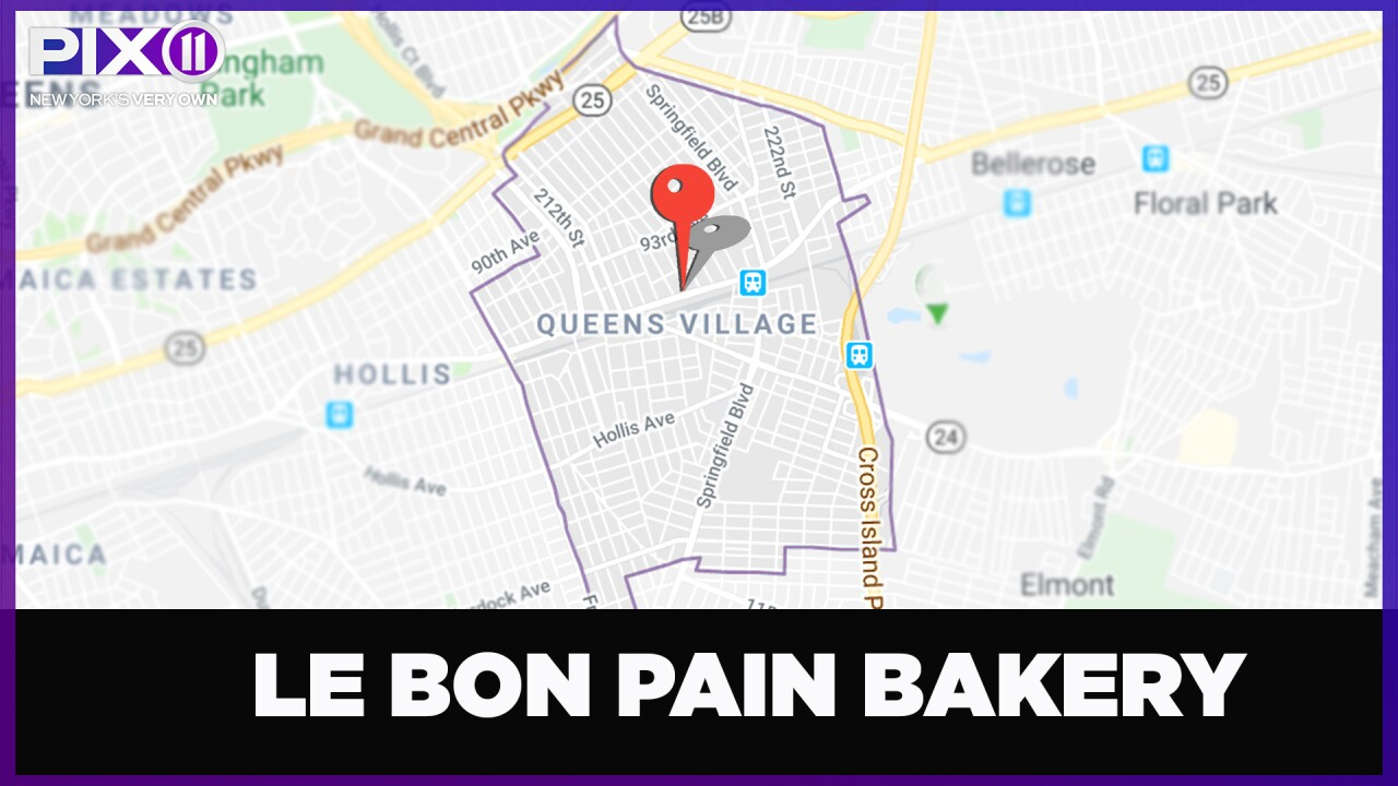 Le Bon Pan bakery location