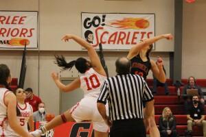 Arlee scarlets, eureka lions basketball