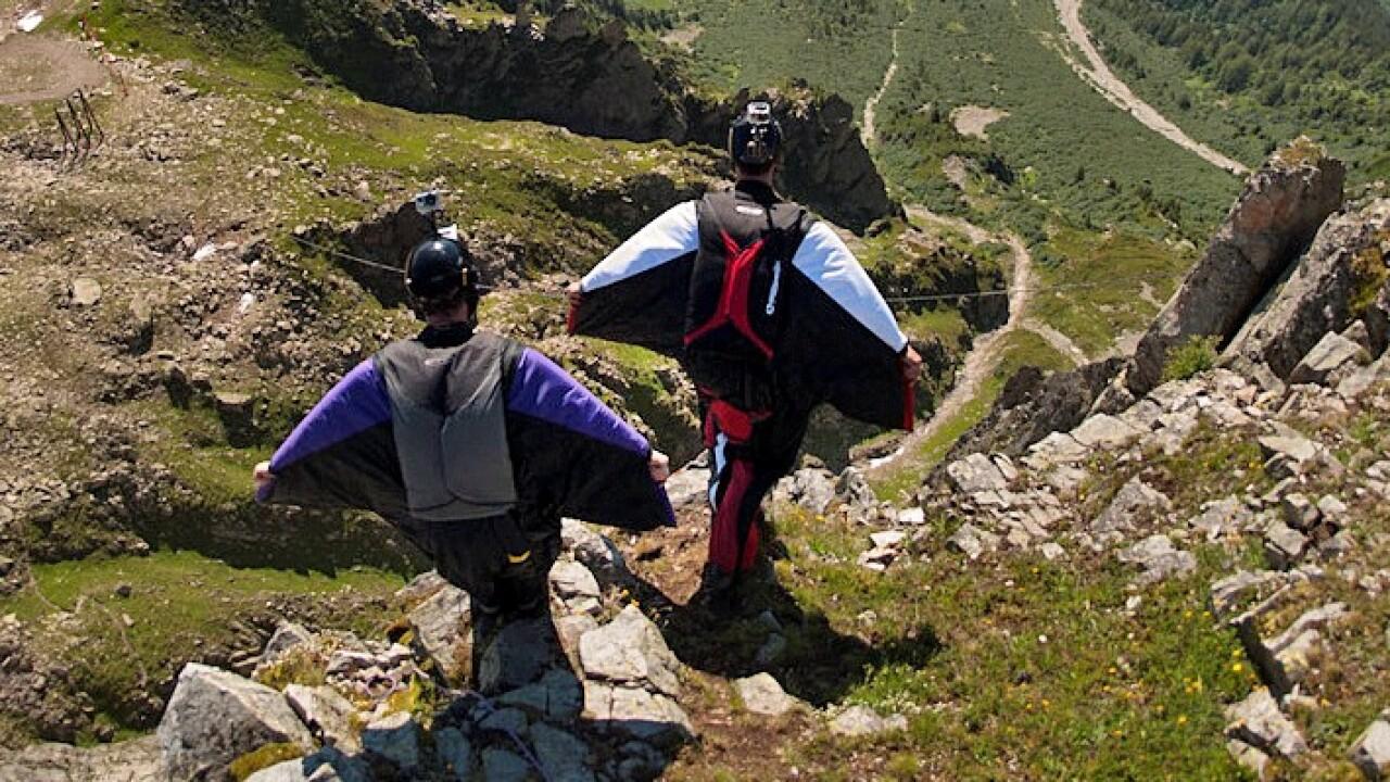 France Wingsuit Ban