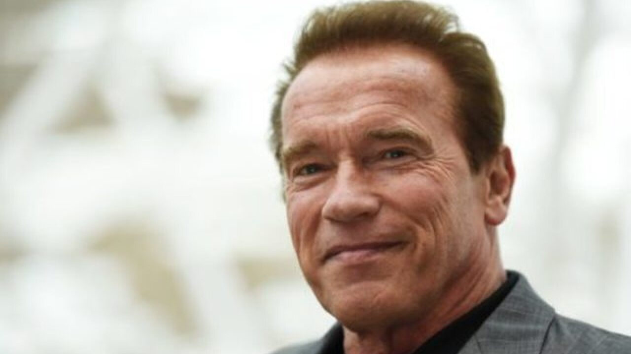 Arnold Schwarzenegger has open-heart surgery to replace valve