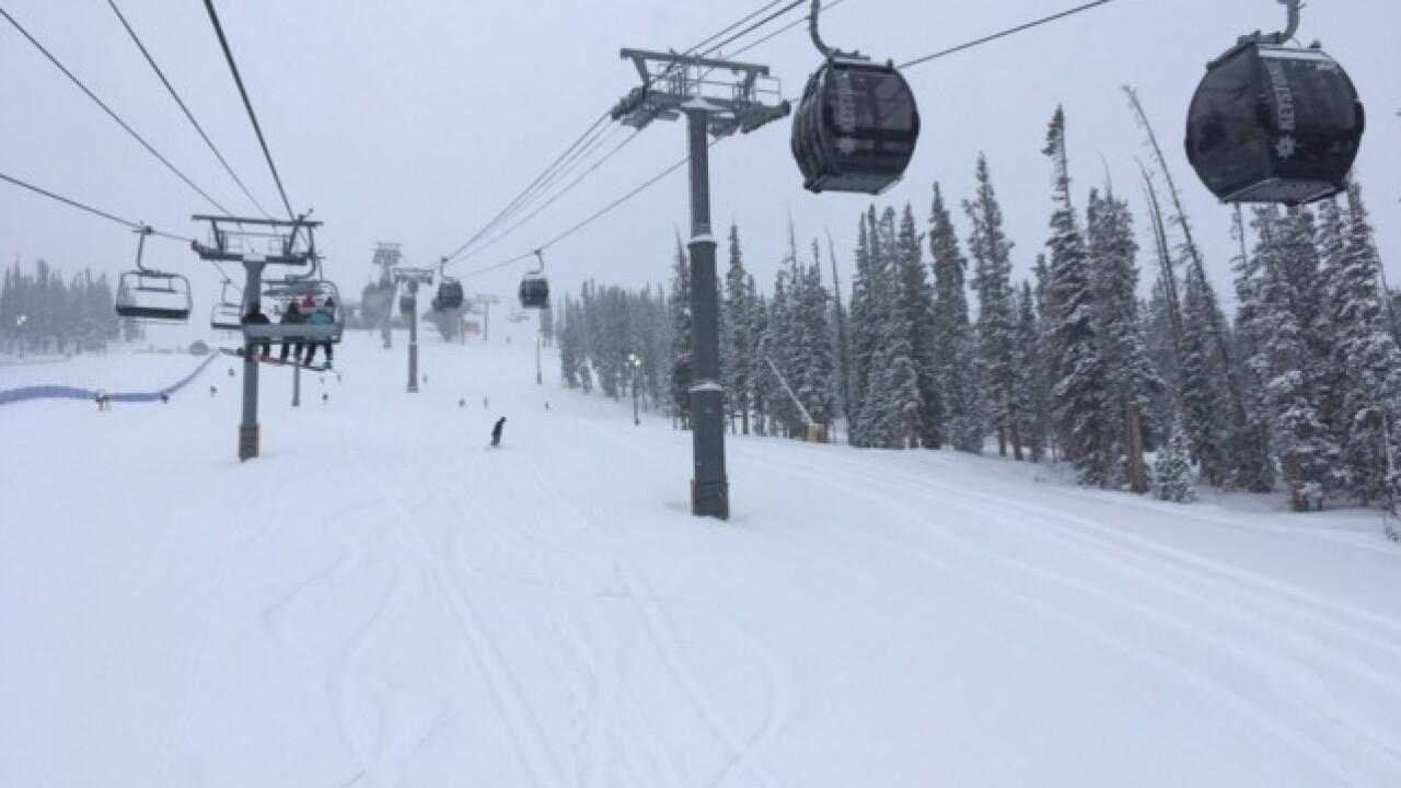 blast of snow expected as colorado ski resorts near end of season