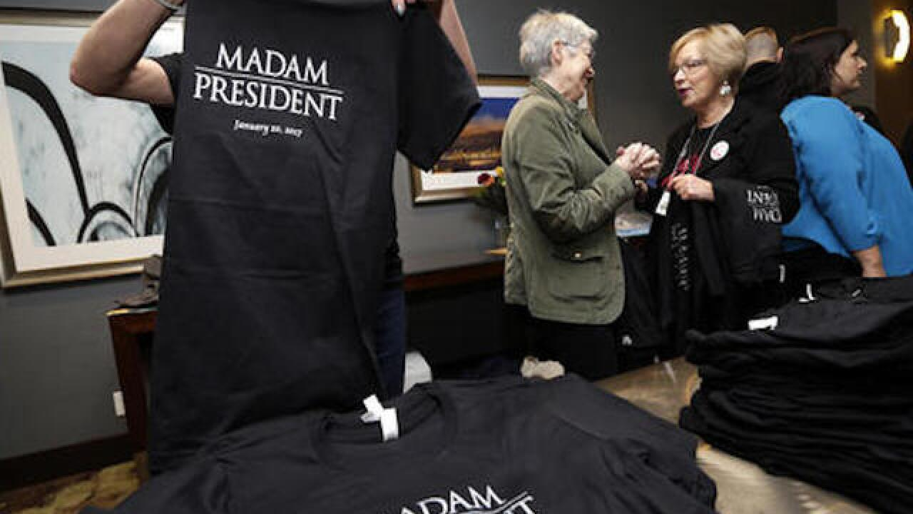 Leaked Newsweek 'Madam President' Clinton issue hits eBay