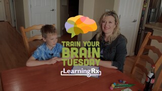 Train Your Brain Tuesday (courtesy of LearningRX)