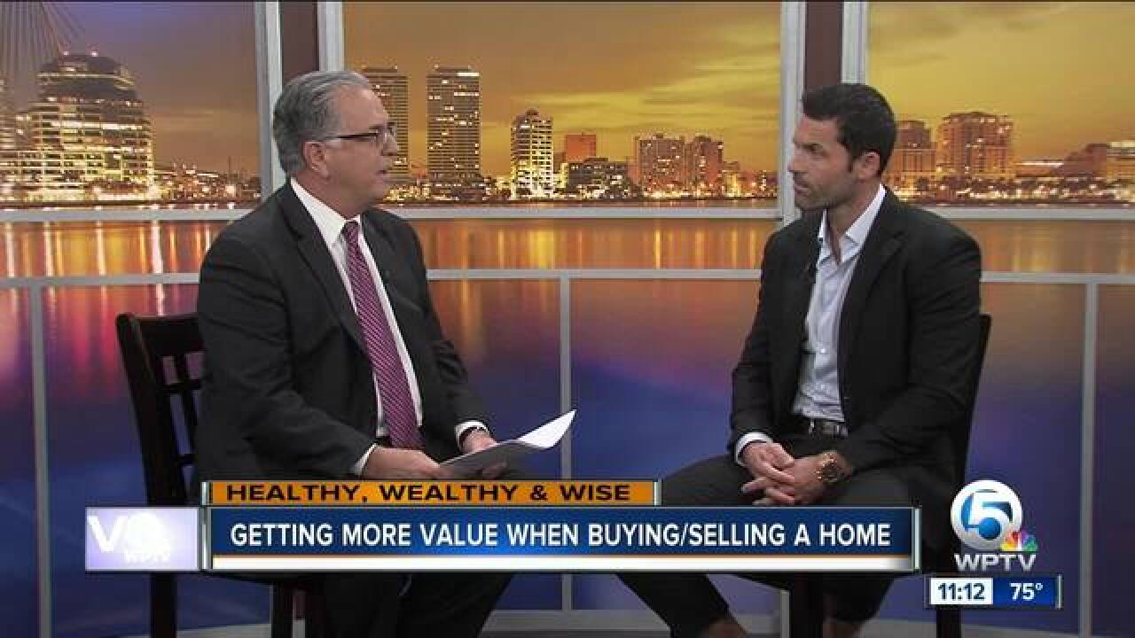 Tips on getting more value when buying/selling your home