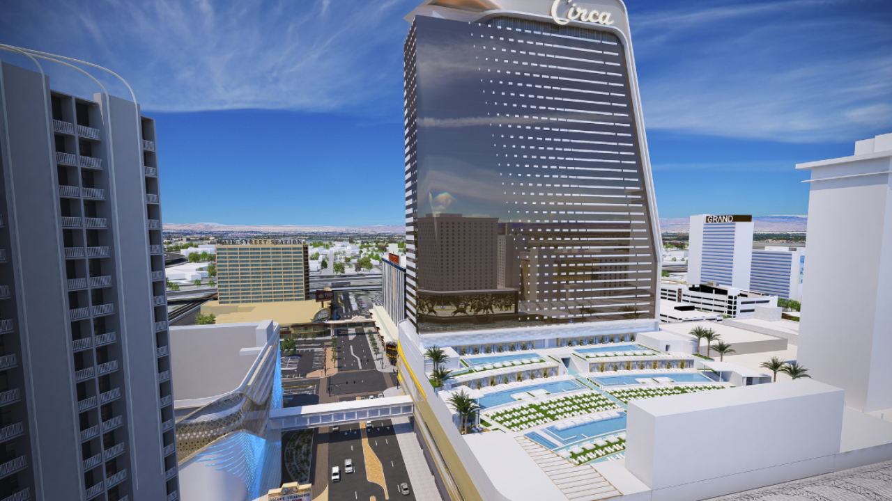 Announcement: Plans for new hotel-casino on Fremont Street