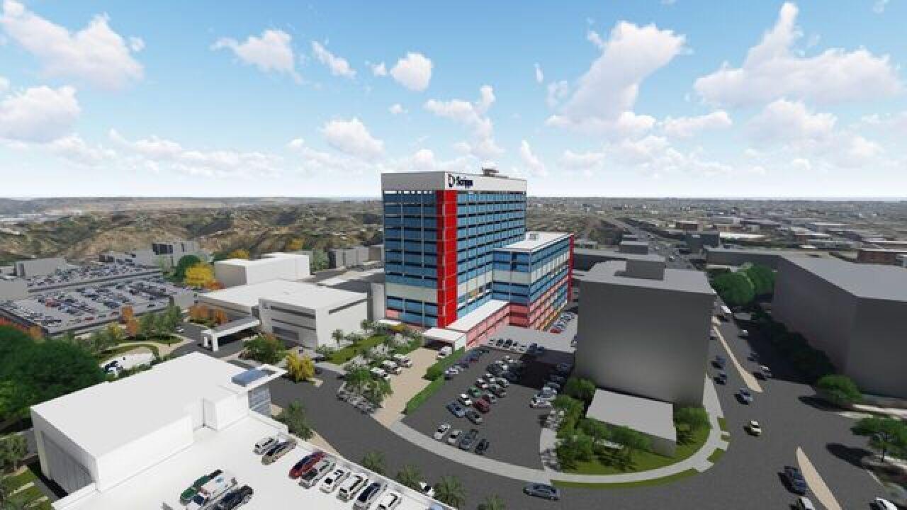 Major new plans for Scripps Health