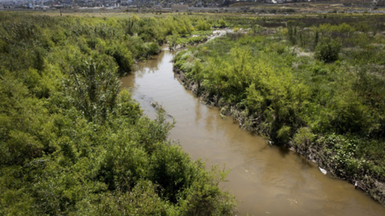 Trapped body causes 14.5 million gallons of Tijuana sewage to leak into US