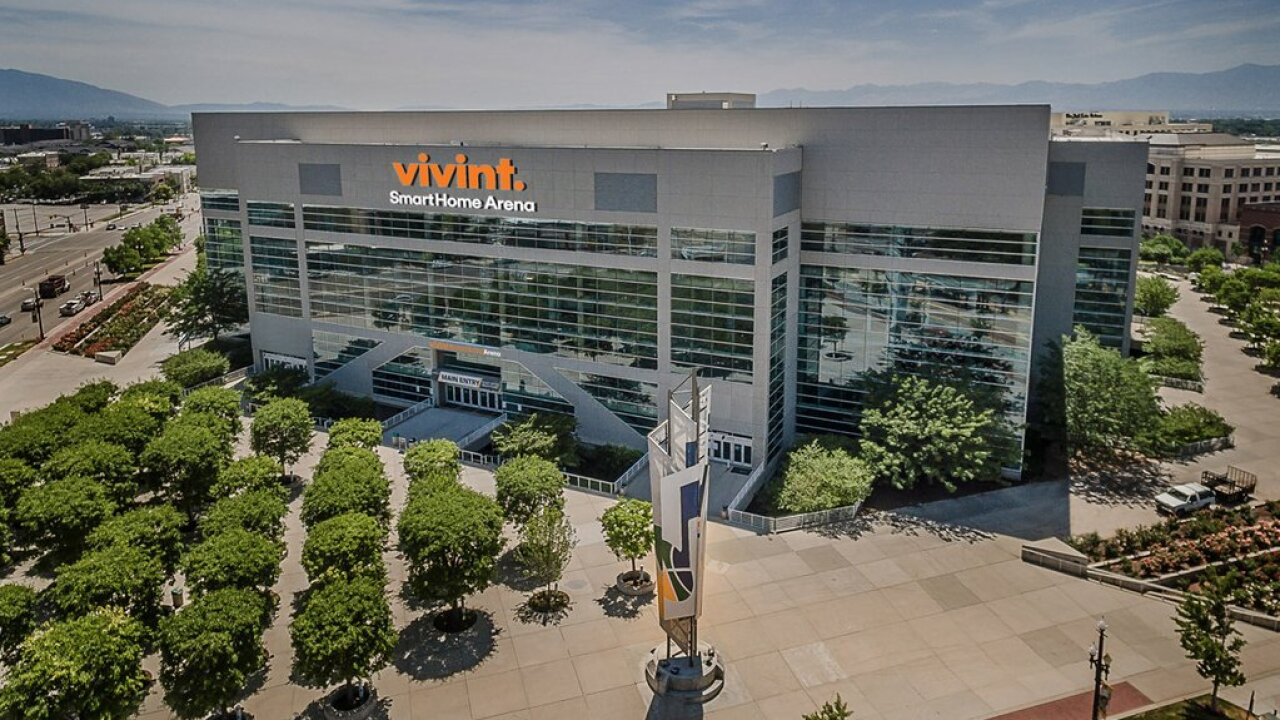 Little Caesars named new pizza provider for Vivint Smart Home Arena, Smith's Ballpark