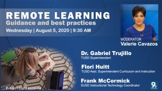 KGUN TOWN HALL - Remote learning best practices
